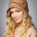 фетровая красивая шляпа купить