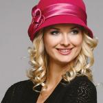 купить красивую фетровую шляпу новосибирск