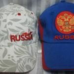 бейсболки Россия