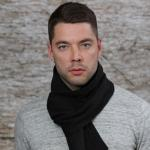 коллекция мужских шарфов