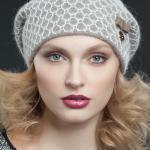купить шапку для девушки в новосибирске