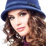 шерстяная шляпка