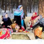 купить платок в русском стиле в новосибирске
