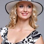 шляпа из вискозы фирмы