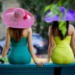 купить летнюю пляжную шляпу