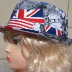шляпа для лета shlyapa-letnyaya