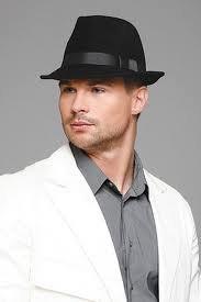 шляпа «в стиле Чикаго»,шляпа-мафия, шляпа для вечеринки в гангстерском стиле