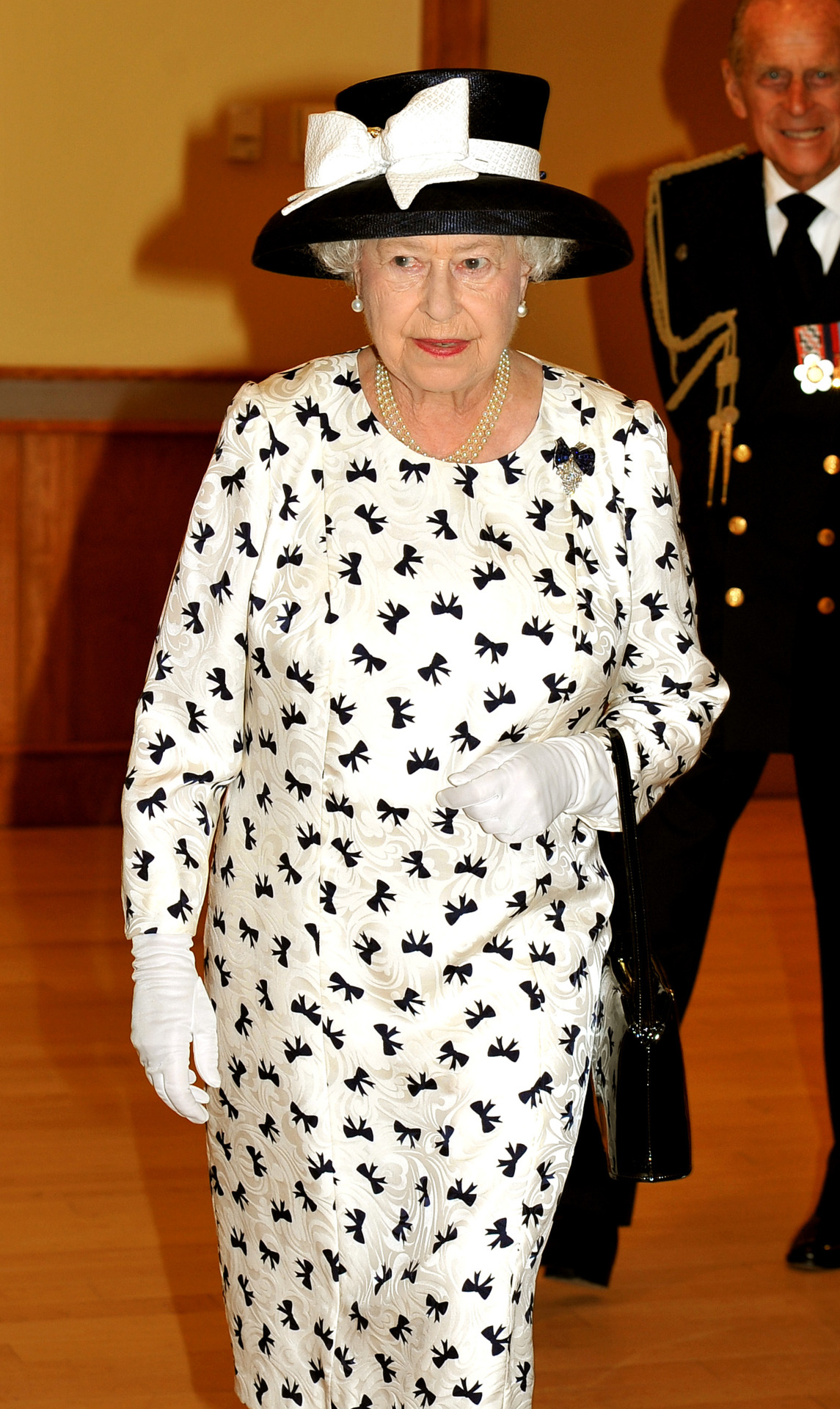 Queen Elizabeth II Visits Canada - Day 2