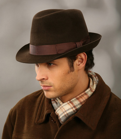 трилби купить мужскую шляпу в новосибирске